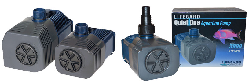 Quiet One® Aquarium Pumps Pro Series
