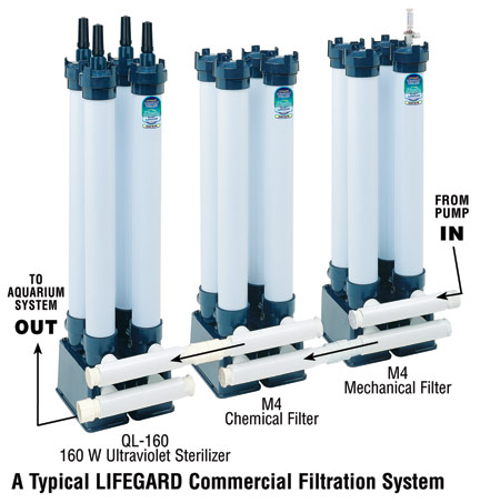 M-Series Commercial Filters