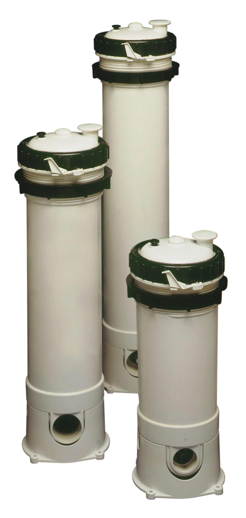 RTL Dynamic Cartridge Filters
