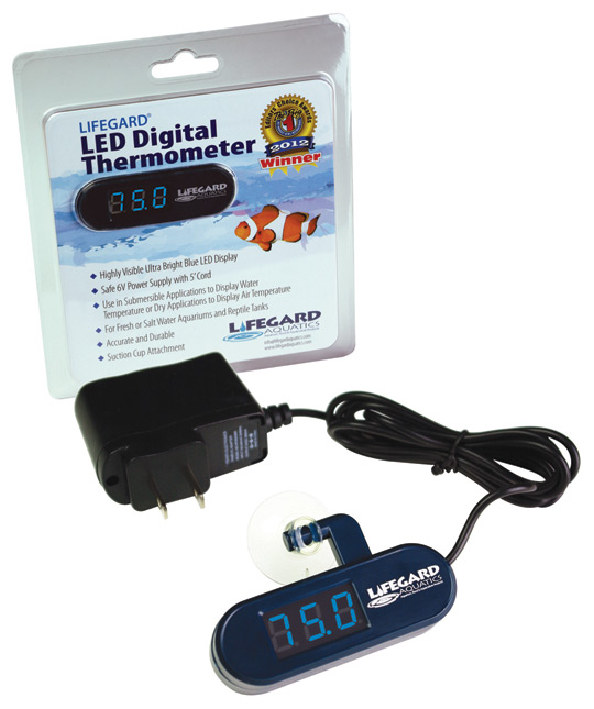 LIFEGARD® LED Digital Thermometer