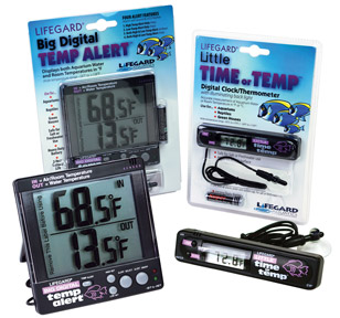 LIFEGARD® Digital Thermometers