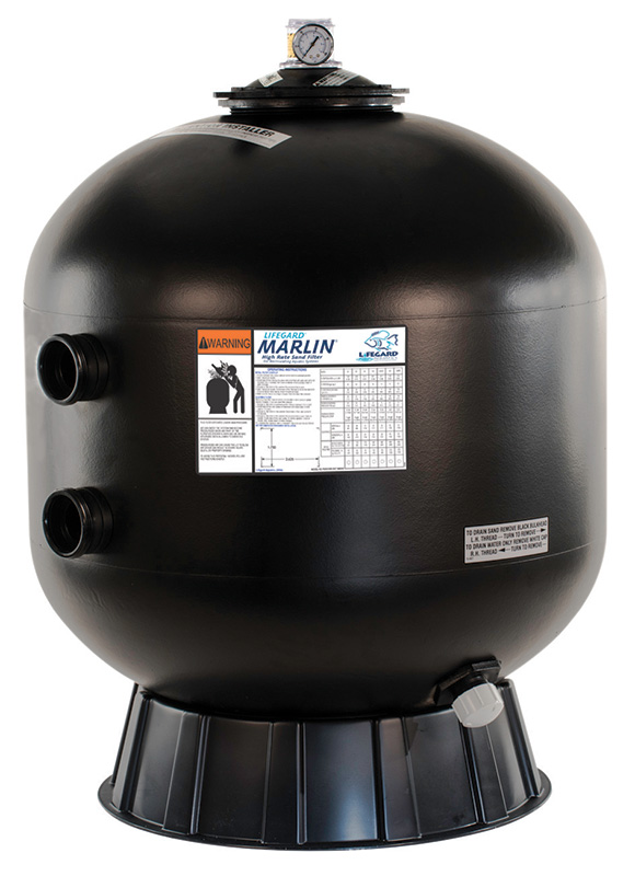 Marlin® High Rate Sand Filter