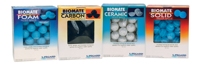 Bio-Mate Refillable Media Balls