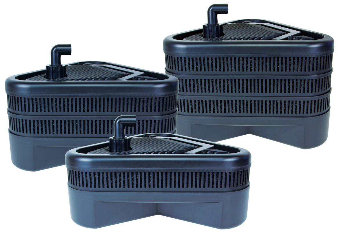 Uno, Duo, Trio® Fountain Filters