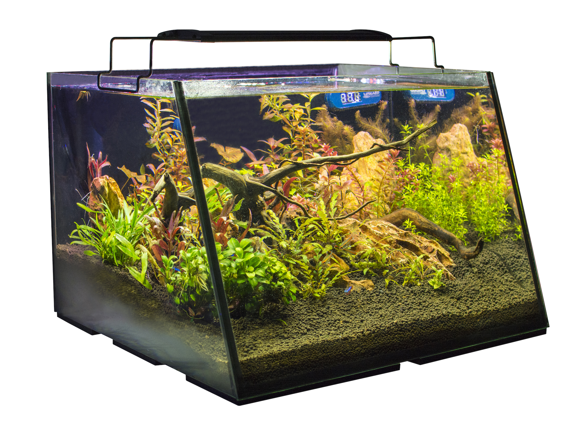 LIFEGARD® FULL VIEW Aquariums with Internal Power Filters (Patented)