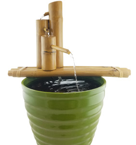 Bamboo 3 Tier Fountain