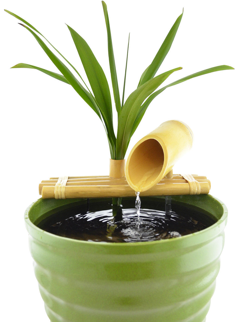 LIFEGARD® Bamboo Fountain Kits
