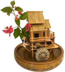 Bamboo House Fountain